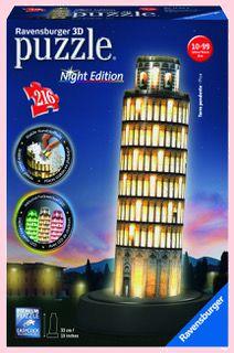 výhra - Šikmá věž v Pise