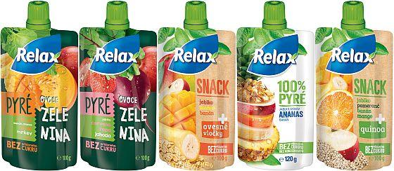 kapsičky RELAX 100%