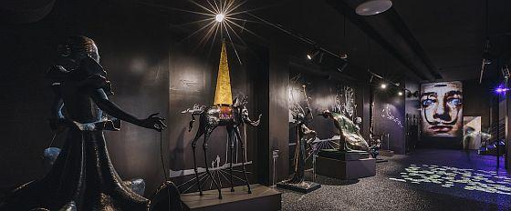 výstava Salvadora Dalího