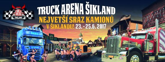 Truck aréna Šikland