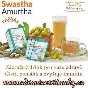 Swastha čaj - zdraví ze Srí Lanky