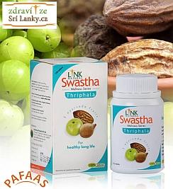 Swastha Amurtha - zdraví ze Srí Lanky