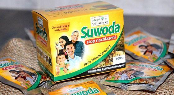 Suwoda - stop nachlazení