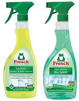 čističe Frosch
