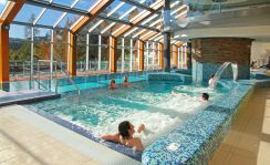 Wellness Hotel Horal - bazény