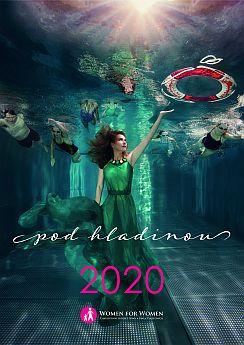 kalendář Pod hladinou 2020