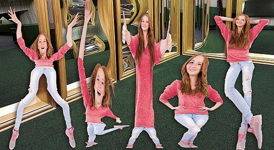Zrcadlový labyrint