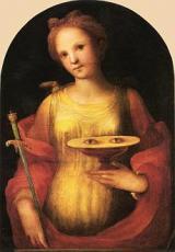 Svatá Lucie