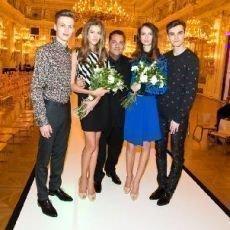 Vítězkou Schwarzkopf Elite Model Look 2014 je Barbora Podzimková