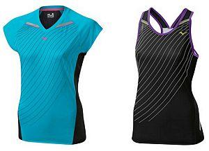 kolekce Mizuno - fitness oblečení