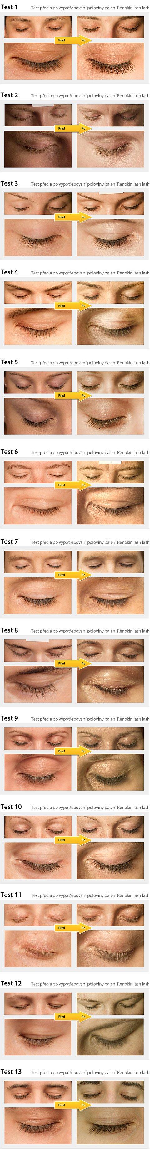 test Reanokin lash lash
