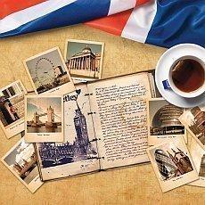 Londýn - čaje o páté