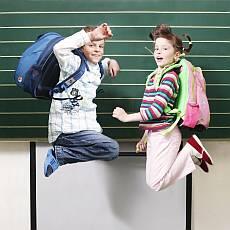 Do školy s novým batohem
