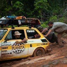 Trabantem Jižní Amerikou 6. díl – 7.5. 2014