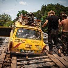 Trabantem Jižní Amerikou 9. díl - 28.5. 2014