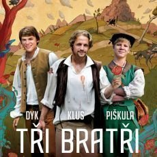 Nová pohádka Tři bratři míří do našich kin