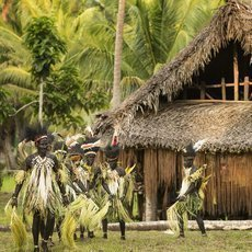 Útěk na Papuu-Novou Guineu