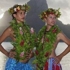 Útěk na Tahiti a jeho ostrovy