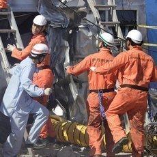 Uvězněni 3. díl - Japonská vlaková havárie