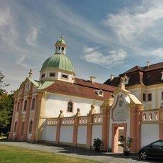 Putování po klášterech: Marienthal
