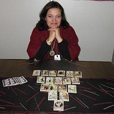 kartářka - Lucie