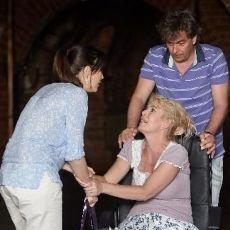 Lucii Benešovou musela z natáčení Vinařů odvézt sanitka