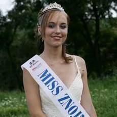 Miss Znojmo 2009
