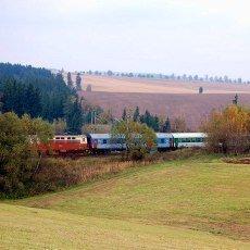 vlakové střípky