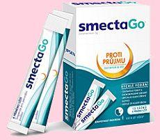 výhra  - Smecta GO
