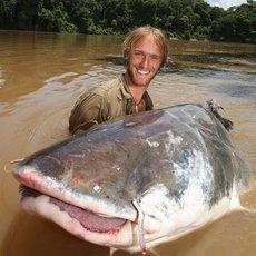 Za obřími rybami s Jakubem Vágnerem: Sumec velký