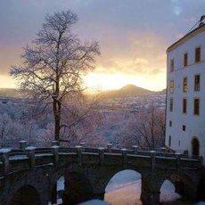 Advent na zámku v Děčíně