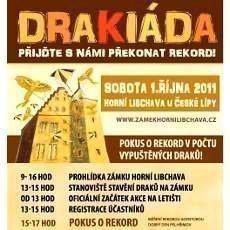 Drakiáda v Horní Libchavě – překonáme rekord?