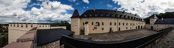 zámek Vilgas