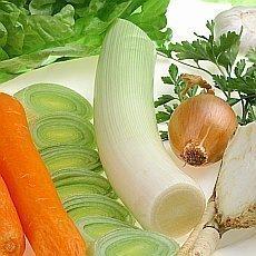 Plody našich krajů: zelenina a luštěniny