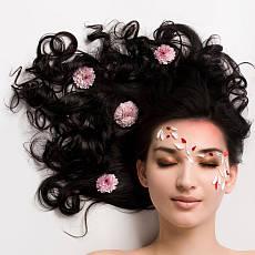 kudrnaté - kosmetika