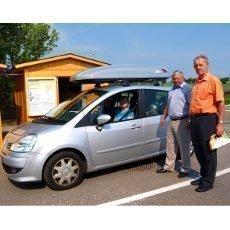 Safari slavnostně otevřelo brány pro osobní automobily